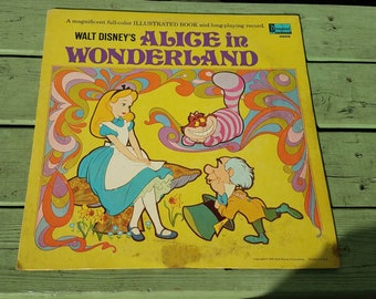 Walt Disney Jungle Book 1967 Vinyl Record Album Lp Etsy
