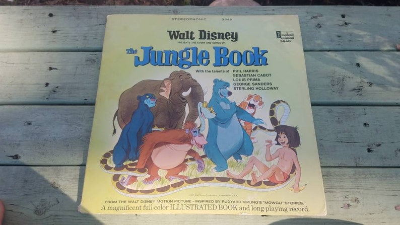The Jungle Book New Title Song