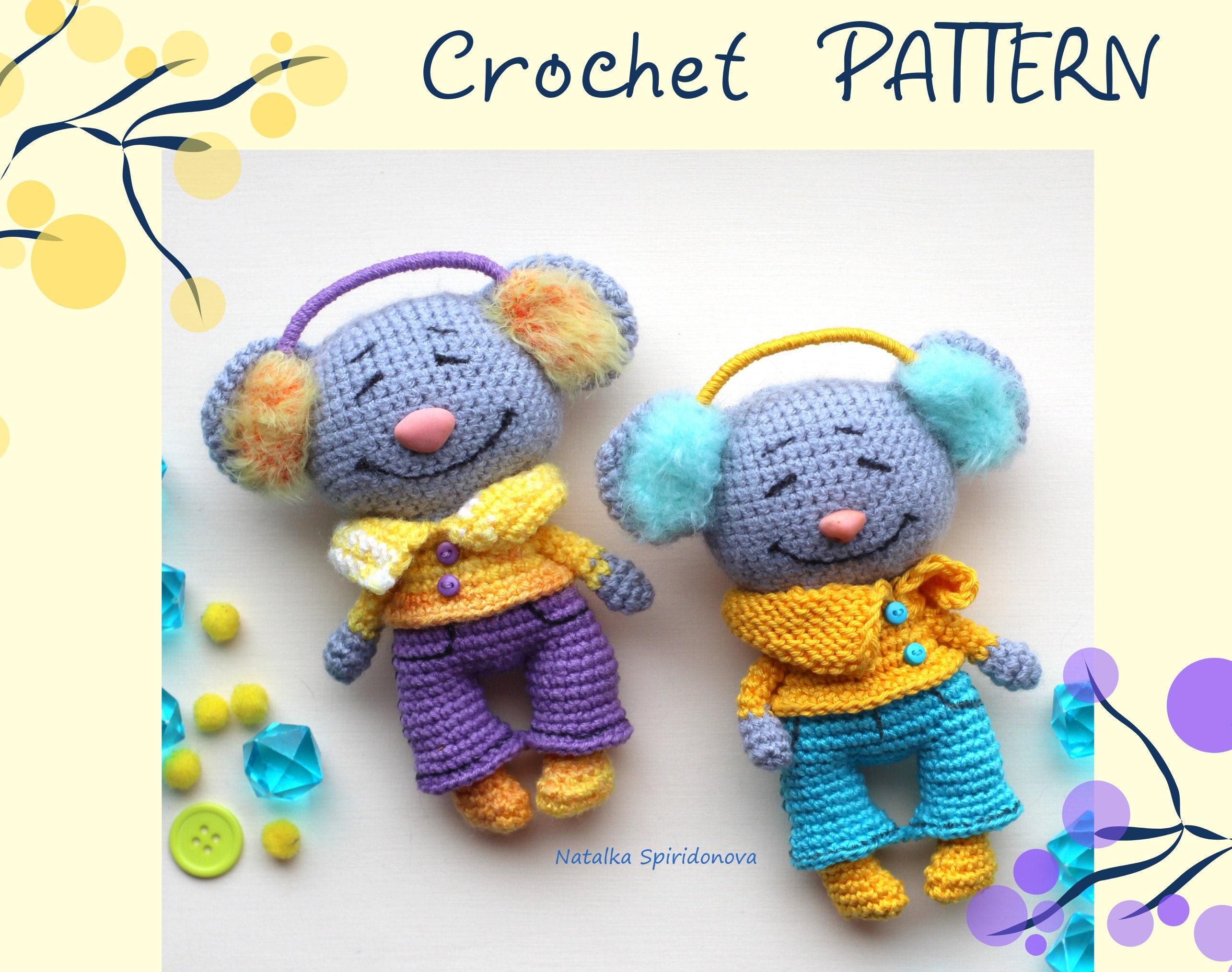 Pocket Amigurumi: 20 Mini Monsters to Crochet and Collect: Amazon ... | 2028x2570