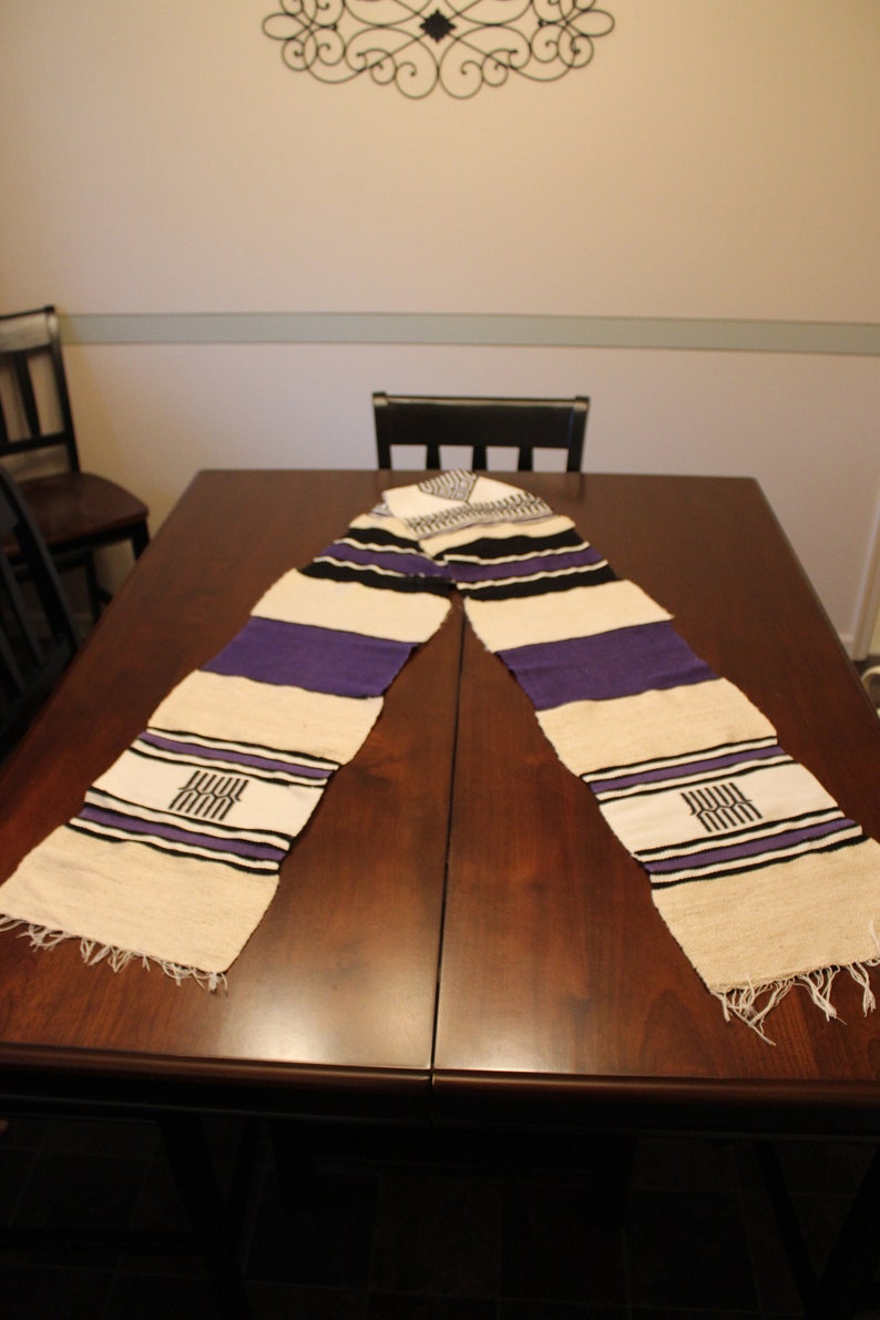Woven Table Runner Cloth 96.5x10