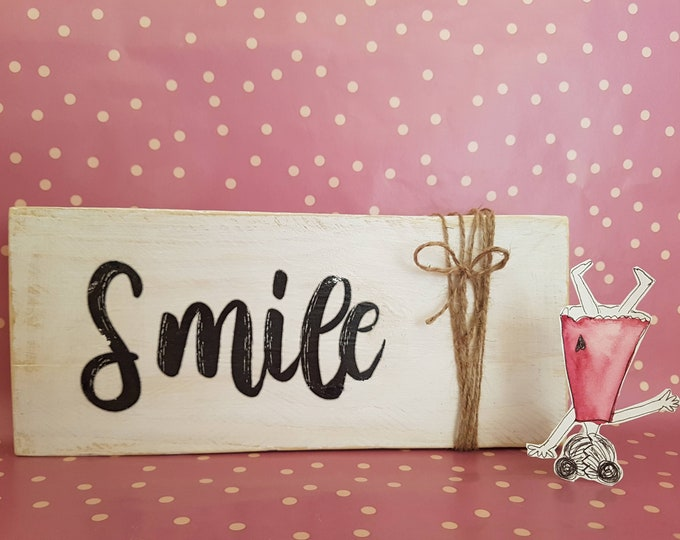 Text plate,wall decoration pink,Shabby decoration, wooden sign, painted wood,saying picture, saying on wood, gift girlfriend,birthday gift