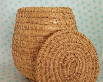 where to buy old books for decorating.htm lidded basket etsy  lidded basket etsy