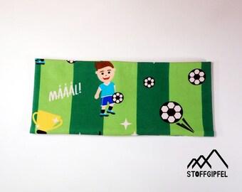 44a6f831adc597 Stirnband für Jungen, Stirnband für Kinder, Stirnband für Baby, Fußball