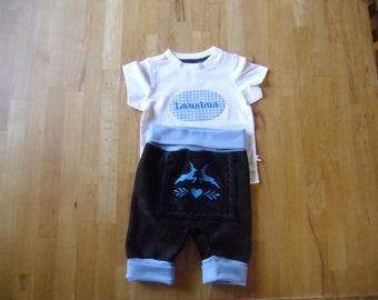 Gut bekannt Baby lederhose | Etsy XW87