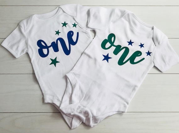 Baby Boys 1st First Birthday Top T-Shirt Vest Cake Smash Photo Shoot Set Outfit