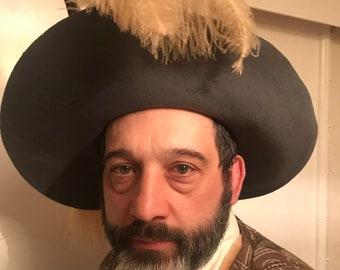 fdf85c239f496 Custom Pirate Hat
