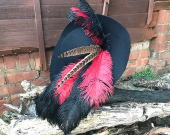 ce6847ff69871 Custom Captain Barbossa Hat