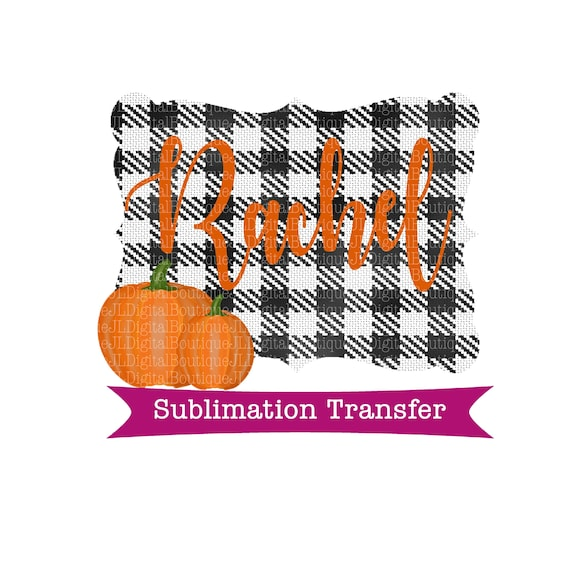 Sublimation Transfer Ready to Press Witch Please Design 150