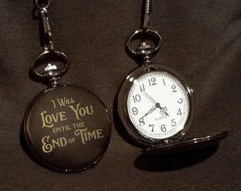 Till The End Of Time Etsy