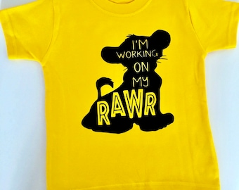 Hakuna Ma Tatas Lion King Funny Gift Cool Mother Day Baby Gym Romper Bodysuit