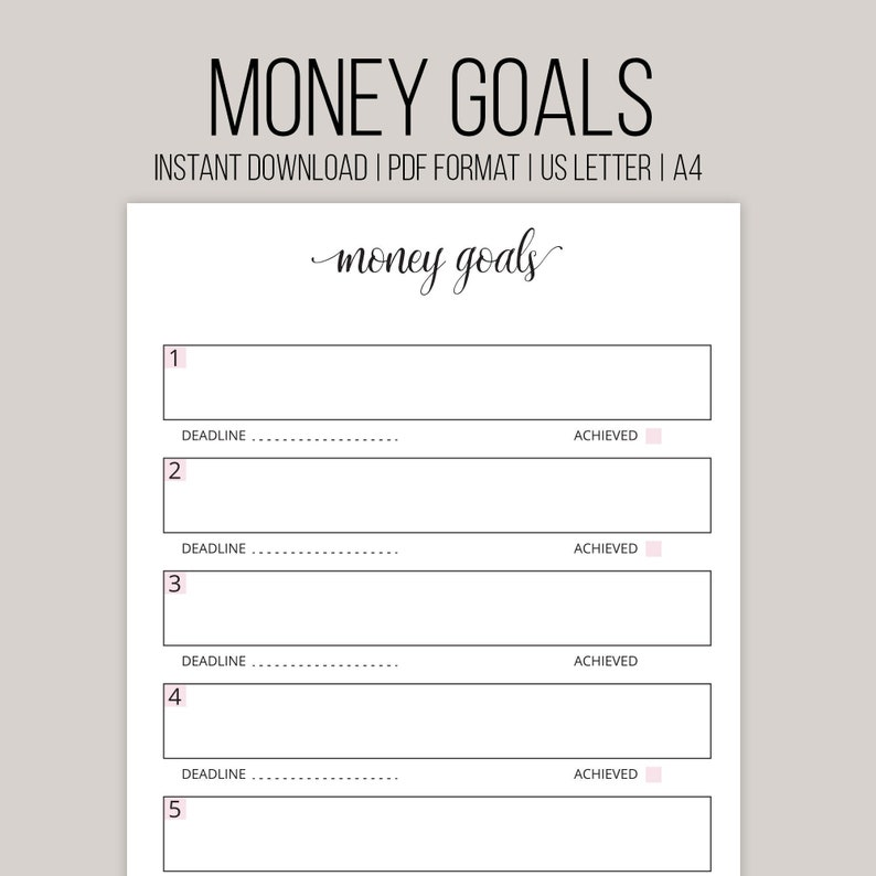 photo relating to Money Tracker Printable titled Financial planner, spending plan planner, finance planner, printable planner, monetary tracker, financial savings planner, electronic planner, personal debt planner, Do-it-yourself economic