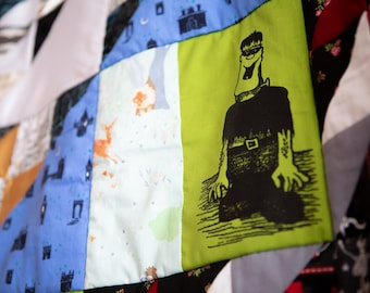 Frankenstein quilt no. 2 or no. 3