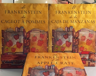 The Frankenstein of the Apple Crate: English, French or Spanish