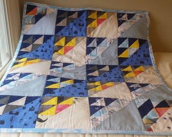 A European Childhood quilt