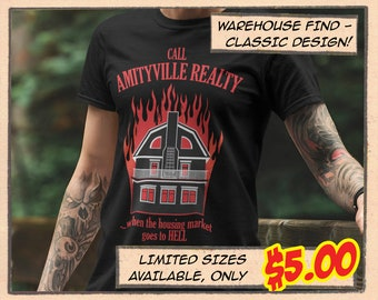 AMITYVILLE REALTY - vintage classic FEARWERX