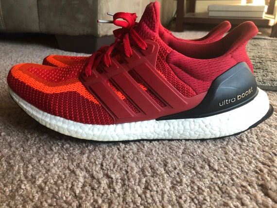 Adidas Ultra boost 2.0 gradient power red size 12