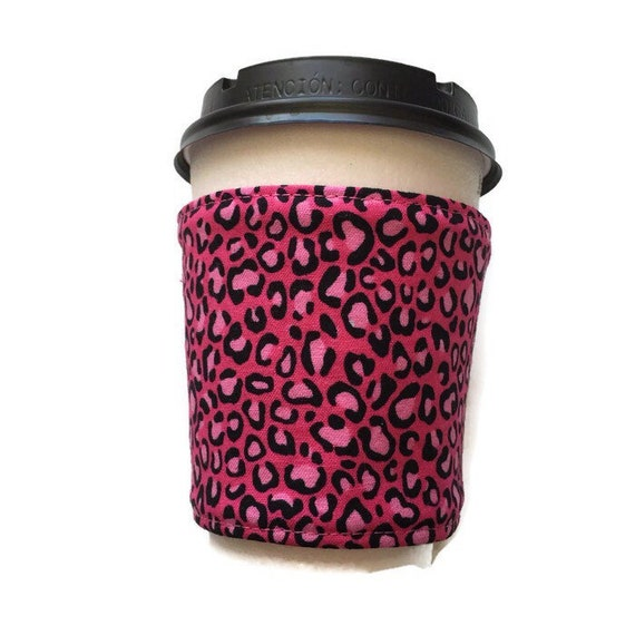 Free Coffee Cup Cozy (Java Jacket) Sewing Pattern and