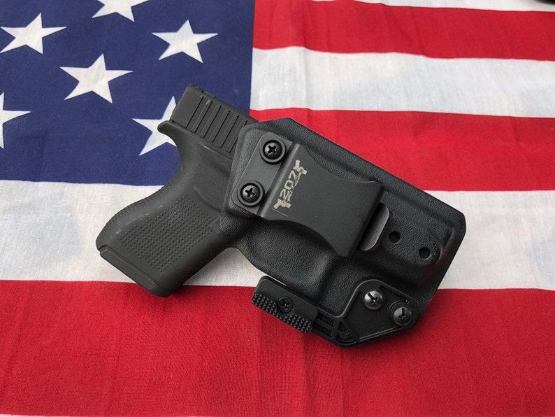 Glock 43/43X IWB Holster