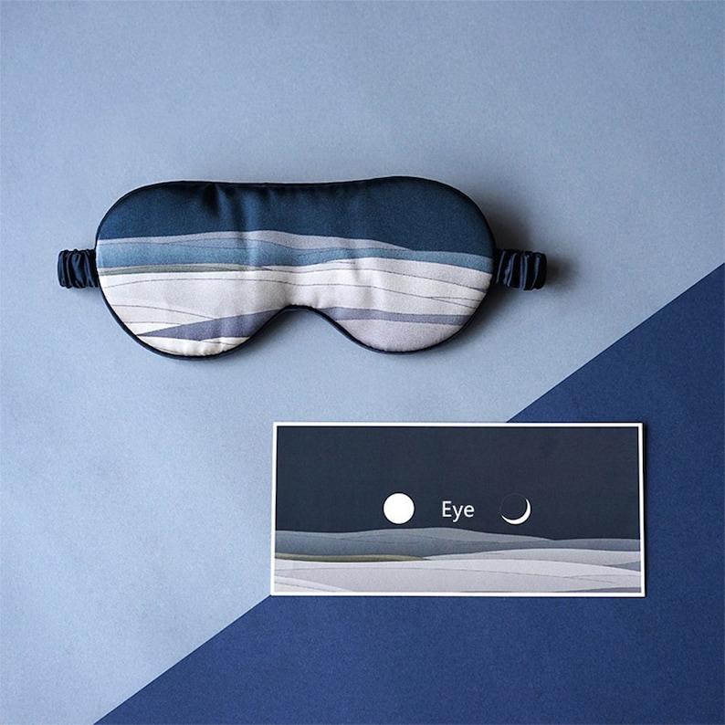 Unique Silk Eye Mask Silk Eye Mask 100/% Organic Silk Eye Mask Beauty Sleepmask