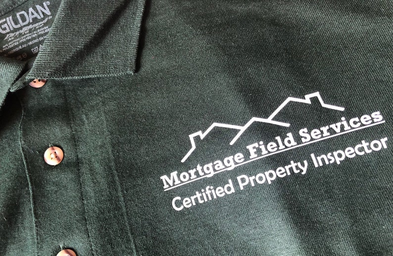 MFS Certified Property Inspector Polo Type Collared Shirt with image 0