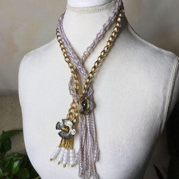 Handmade Beaded Boho Western Bolo Ties