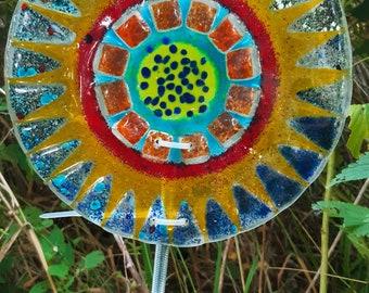 Garden object circle small 23 cm