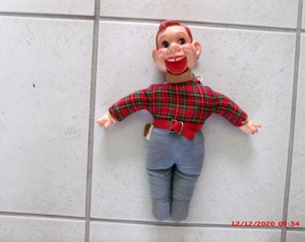 Howdy Doody Vintage Puppet Movable Ballpoint Figure Pen 1988 NBC Goofy Dad Gift