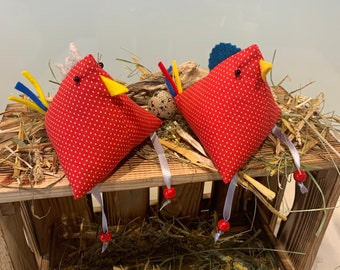 chickens, spring, decoration, Easter decoration, stuffed chicken, chick, chicken, stuffed chicken, Easter chicken, Easter nest, decoration, Easter
