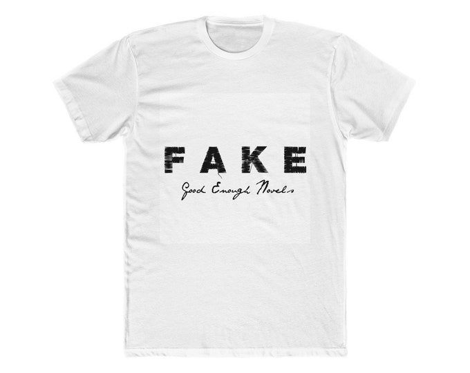 Fake Tee By Good Enough Novels