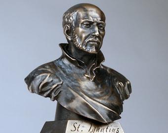 St. Ignatius Bust