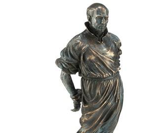 "9"" tall St. Ignatius of Loyola Gift Statue"
