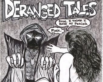 Deranged Tales #2 (digital)