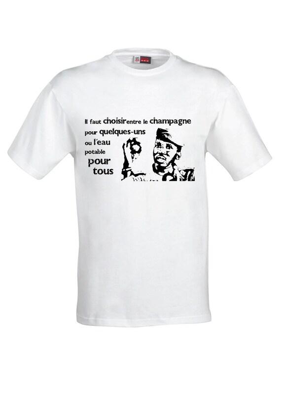 T Shirt Sankara Champagne