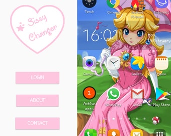 Sissy Changer - Android Phone App