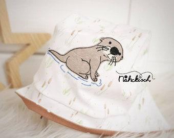 Tasse Becher Otter Baby Seeotter Name Wunschname Kaffeetasse Kaffeebecher Ts782 Geschenk- & Werbeartikel