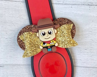 Andy/'s Cowboy Ear Band Bow
