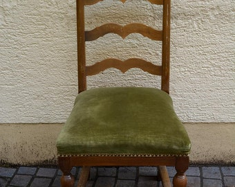 6 Great Vintage Chairs As Set Or Individually