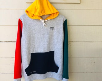 30525d86f56d7 The Original Primary Color Hoodie