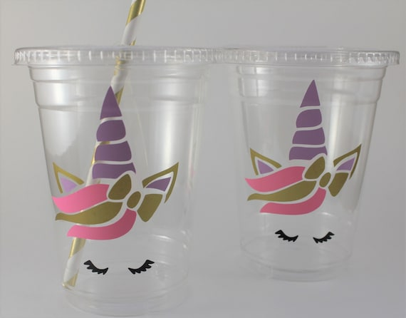 Set of 15 Roblox party Cups 16oz With Lid And Straw Supplies Favors