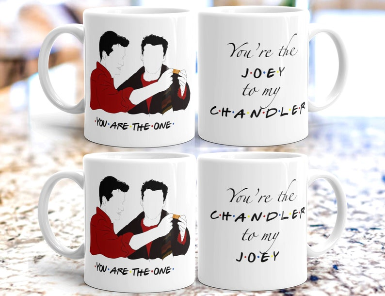 d84dcf78903 You're The Joey To My Chandler Chandler To My Joey | Etsy