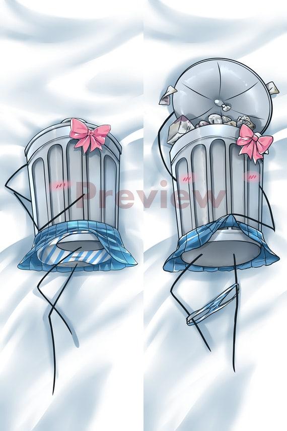 Lamia Waifu Body Pillow   Etsy