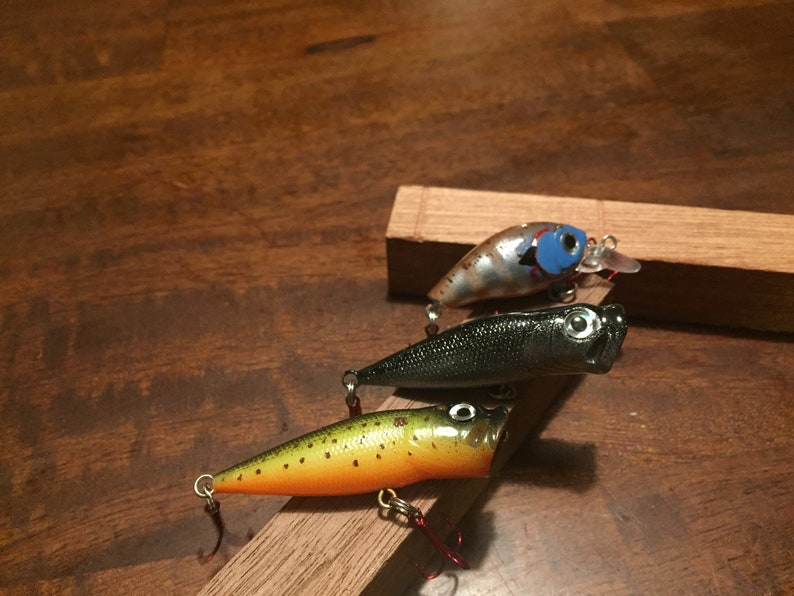 3 micro lure deal ! hand Painted