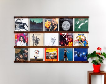 Wall Mounted LP Holder