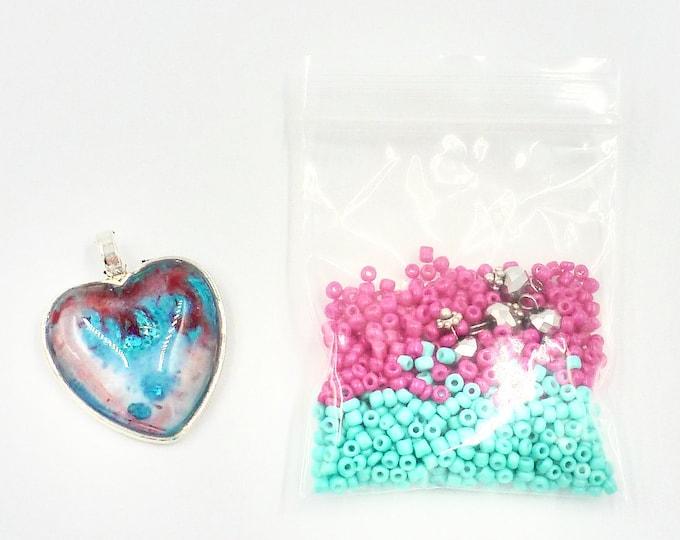 Heart Bead Kit