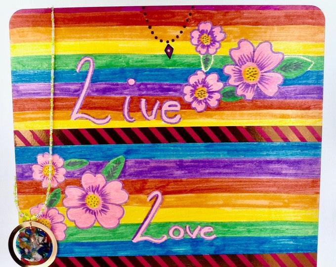 Live Love Believe Gift Set