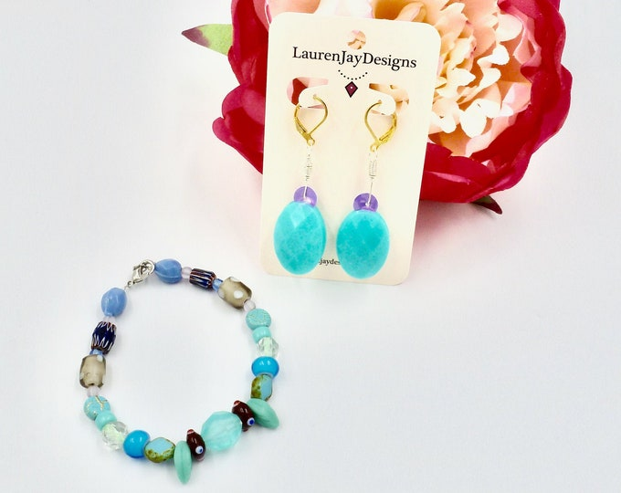 Boho By The Sea Jewellery Set