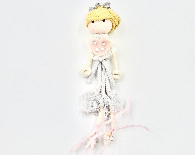 Ballerina Princess Ornament, Ballerina Princess, Ballerina Ornaments, Princess Ornaments, Wall Decor, Wall Art, Gifts for Girls, Kid's Gifts