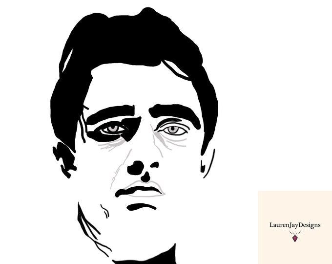 Johnny Cash Printable