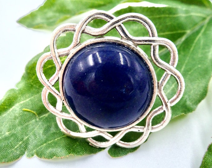 Rings, Statement Rings, Stone Rings, Gemstone Rings, Navy Rings, Fun Rings, Birthday Gifts, Womens Jewellery, Jewellery Gifts, Gifts for Her