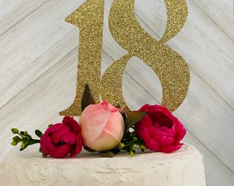 Oh Baby Baby Shower Sparkling Non Shed Glitter Cake Topper SIlver Gold PInk Rose